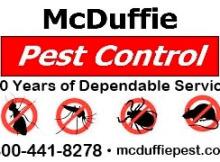 McDuffie Pest Control
