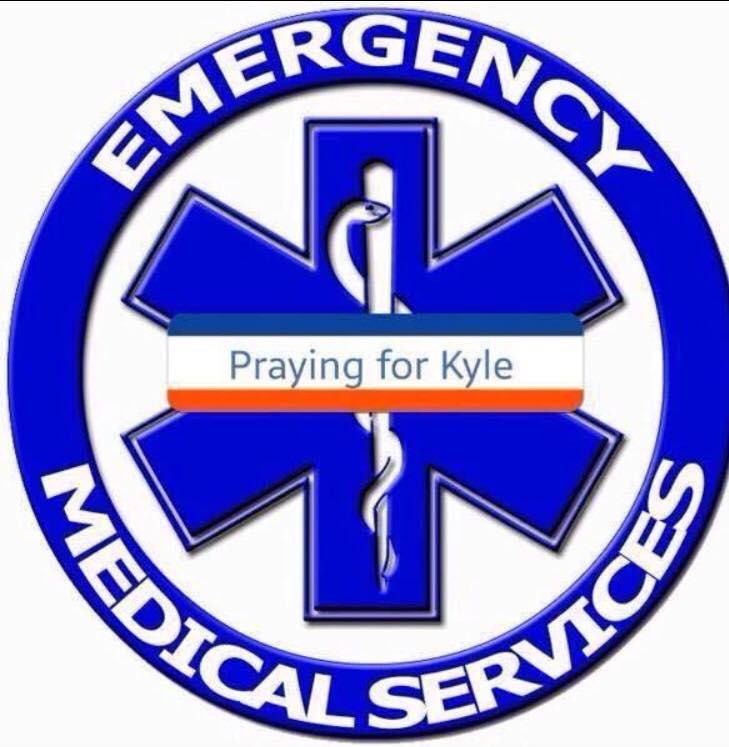 praying for Kyle
