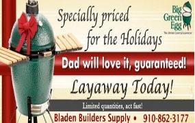 Bladen Builders Christmas