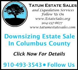 2Tatum Columbus County Estate Sale
