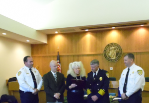 Award for Byron Graham