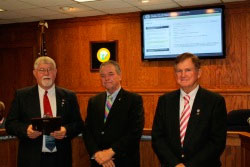 Bladen County Commissioners