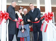 Bladenboro Community Building Ribbon Cutting 2