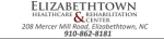 Elizabethtown Healthcare and Rehabilitation Center