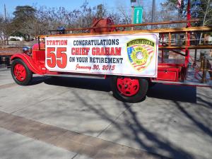 Graham's truck