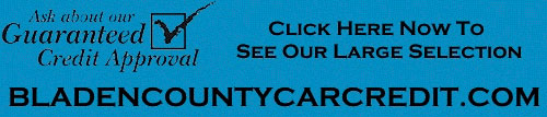 Bladen Car Credit rotator