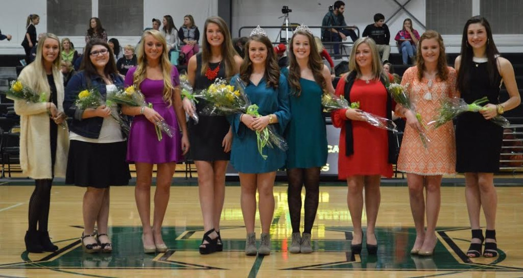 Miss Crusader Crowned