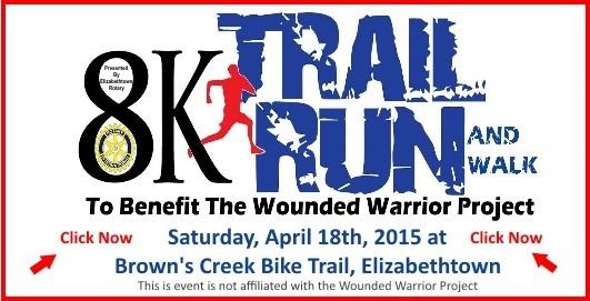 8K Trail Run and Walk