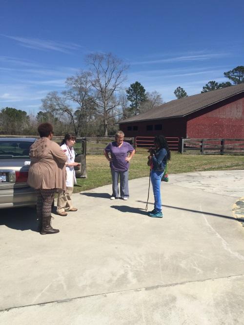 Bladen County Rabies Clinc 2