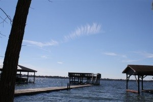 record breaking weather at White Lake