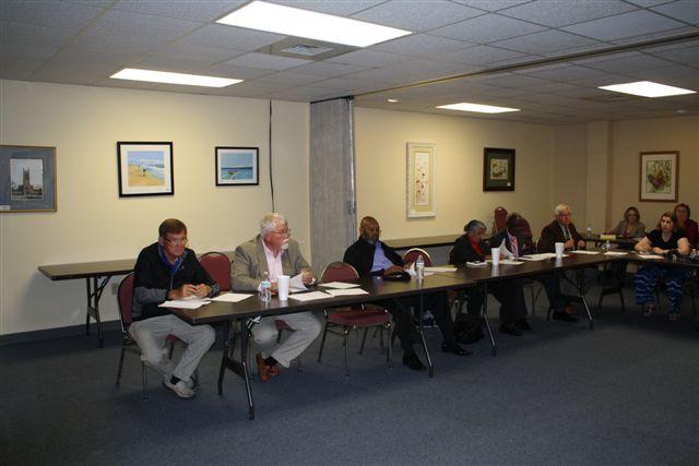 Bladen County Board of Ed Meeting 2