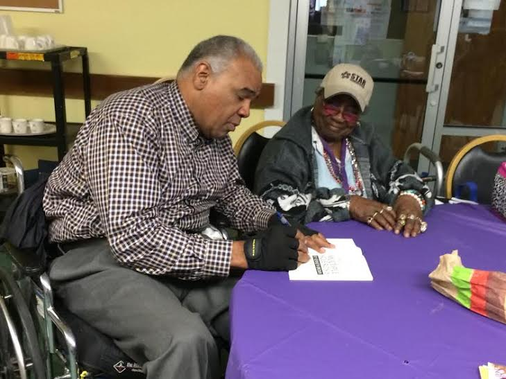Bladen County Book Signing 2