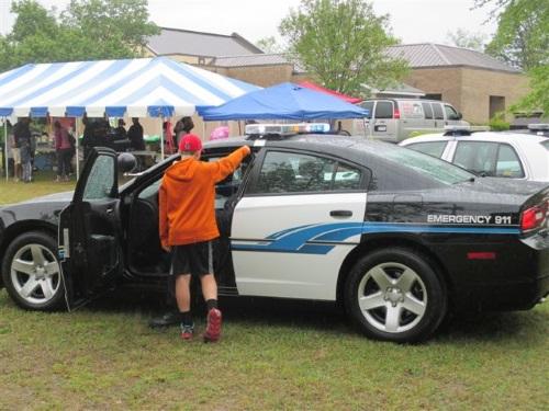 Elizabethtown Police Dept and Bladen County DSS 9