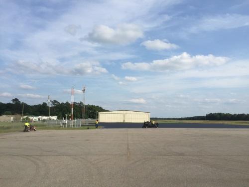 1 Maintenance at Elizabethtown Airport