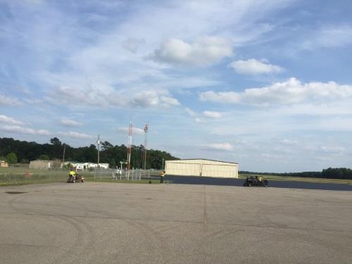 2 Maintenance at Elizabethtown Airport