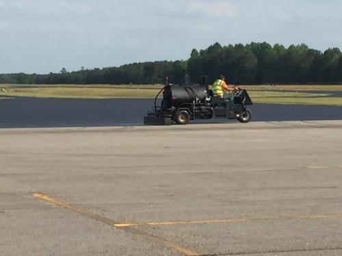 3 Maintenance at Elizabethtown Airport