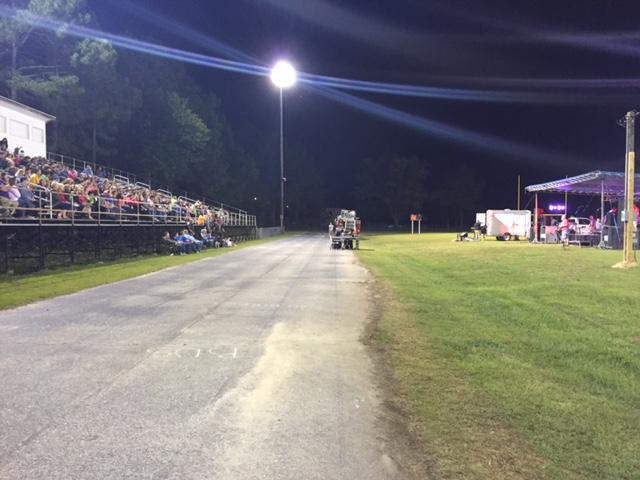 7 Bladen County Pushing back the dark