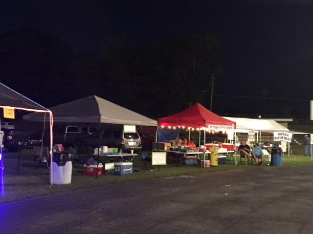 9 bladen County pushing back the dark
