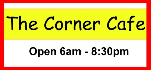 Corner Cafe Menu Elizabethtown Nc