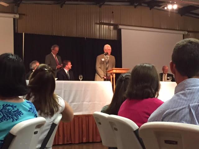 4 Elizabethtown White Lake Chamber Banquet
