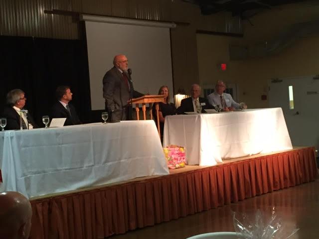 5 Elizabethtown White Lake Chamber Banquet