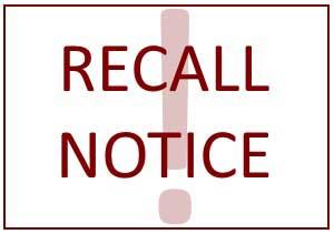 Recall-notice