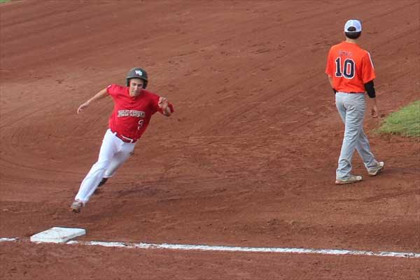 7 Dixie Pre-Majors World Series