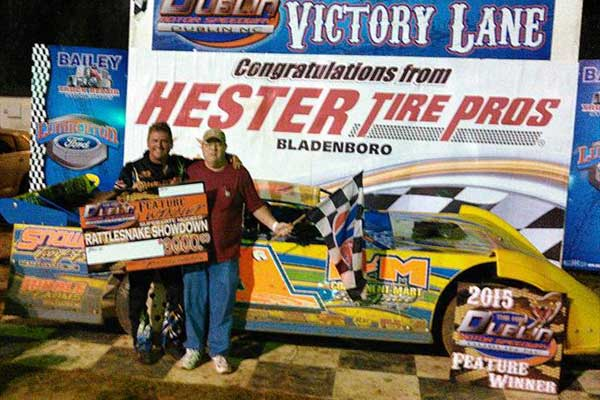 Scott Autry won the Rattlesnake Showdown on Saturday at Dublin Motor Speedway. The Autryville-based driver won the $3,000 top prize in the featured Super ...