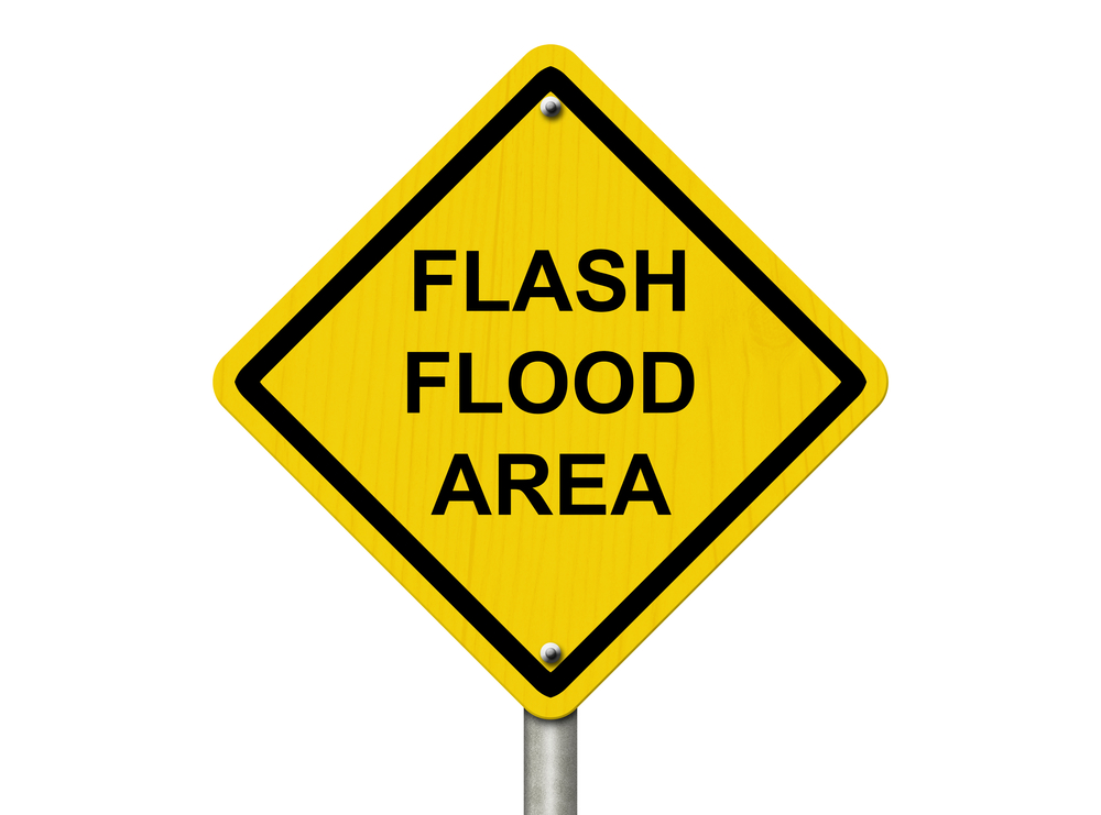 Bladen County under Flash Flood Warning!