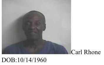 Sex Offender Carl Rhone