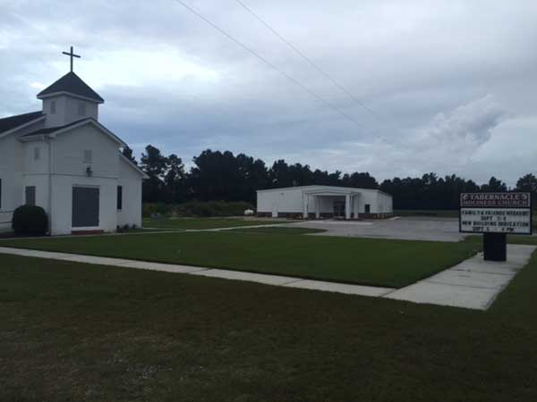 Tabernacle Holiness Church and Multipurpose Building