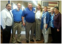 7th Congressional District met in Dublin