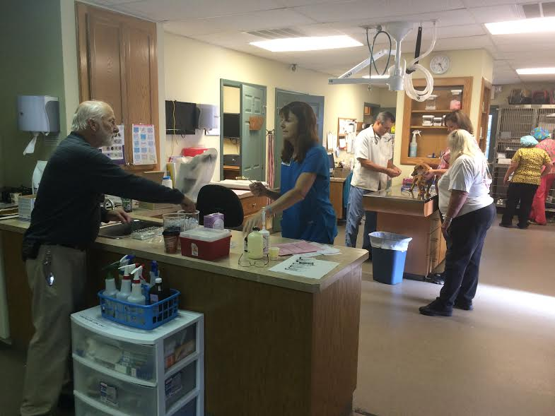 Bladen County Spay and Neuter Clinic2