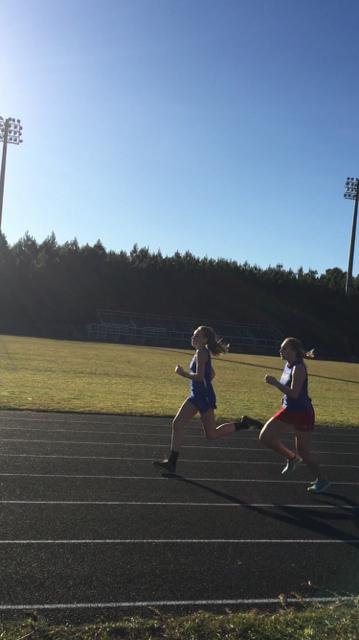 East Bladen High School Track Team 4