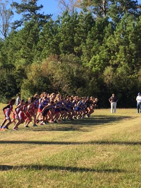 East Bladen High School Track Team 5