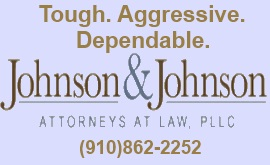 Johnson Tough Ad