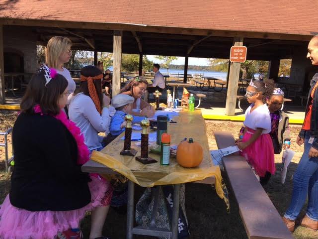 Jones Lake Costume Contest