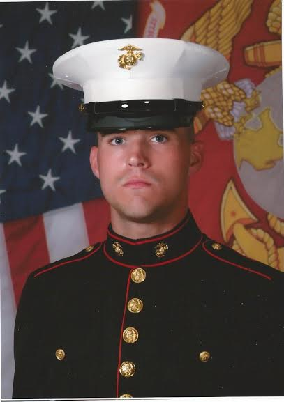 Thank you for your service Lance Corporal Carson Brigman