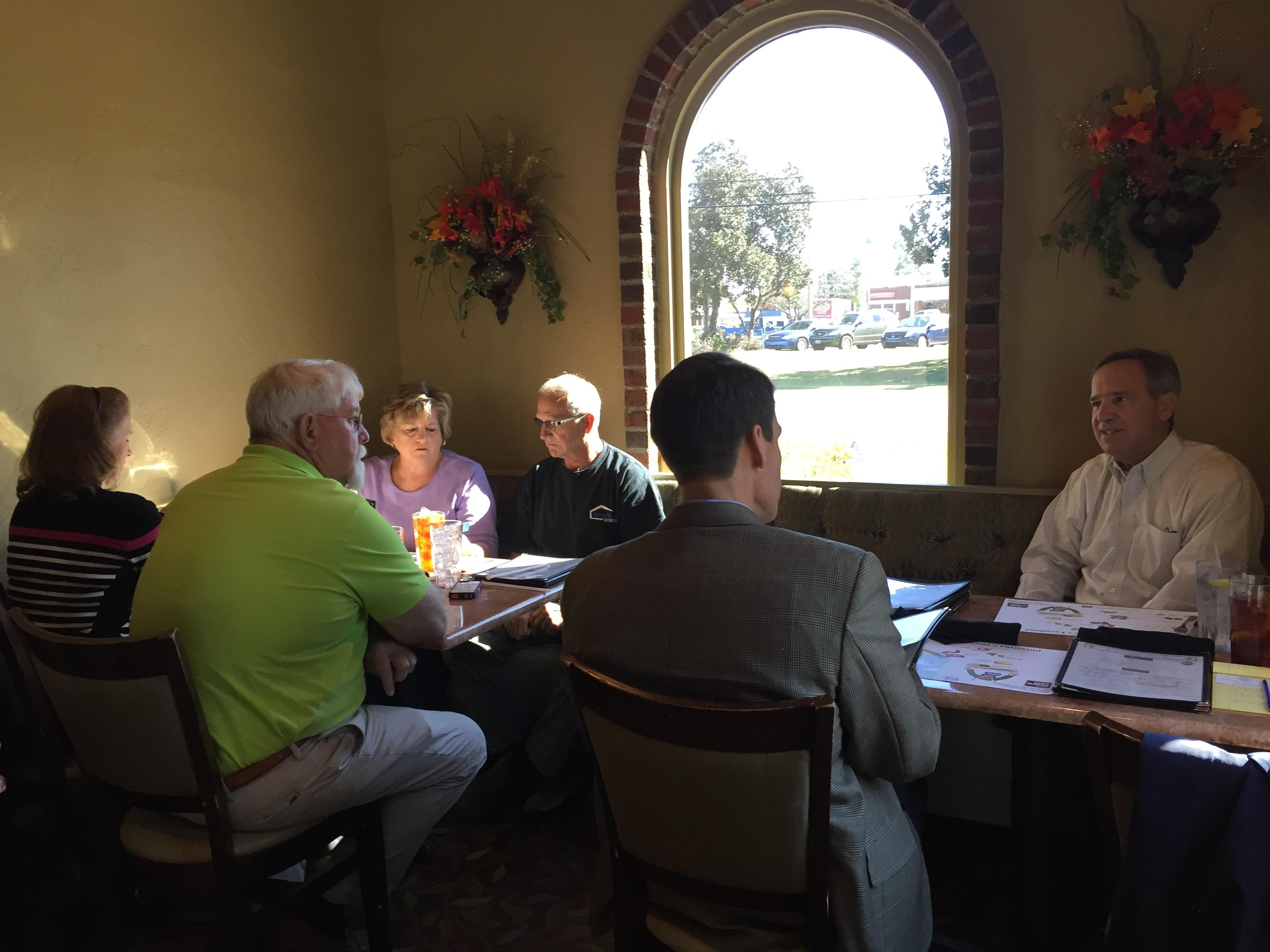 NC Energy Forum luncheon meeting