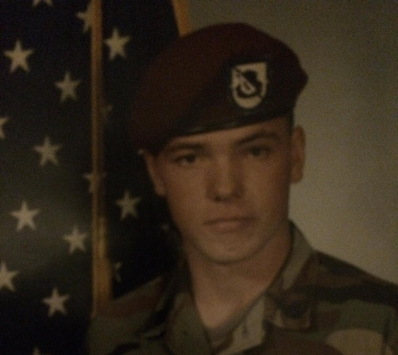 Sgt. Rodney Baxley Served, thank you!