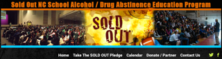 Sold Out NC School Alcohol Prevention Program