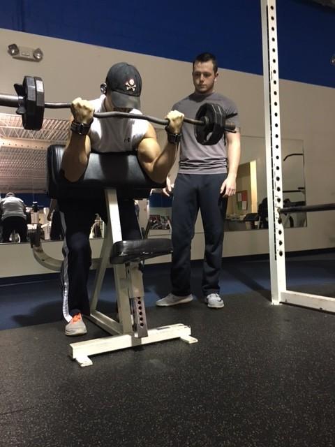 Zach Personal Trainer