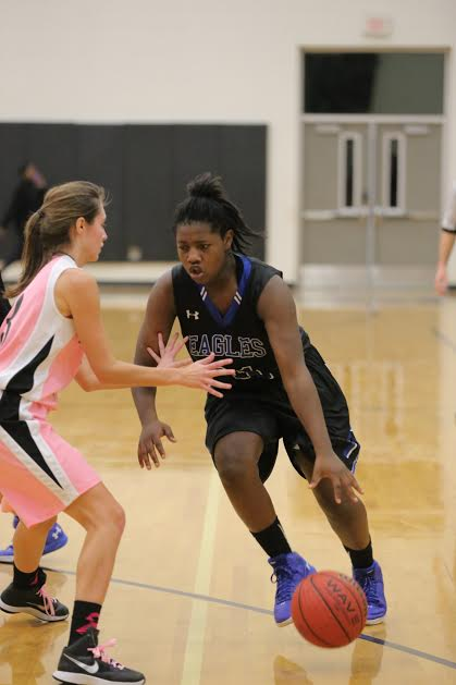 3 East Bladen vs Clinton girls basketball 16