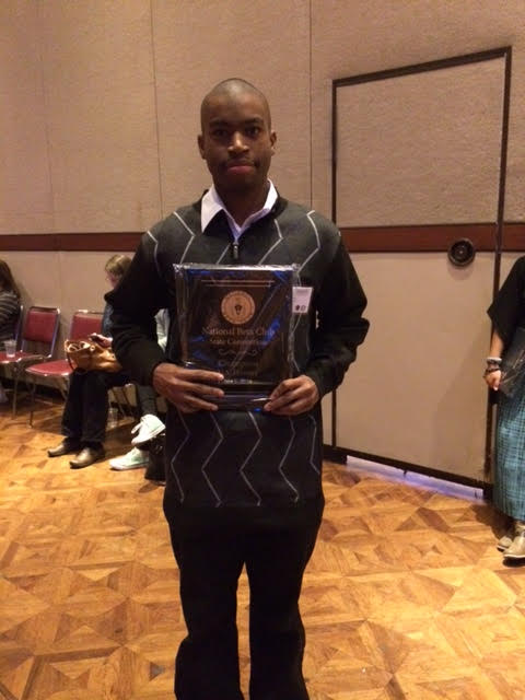 Senior Beta Club winner from East Bladen