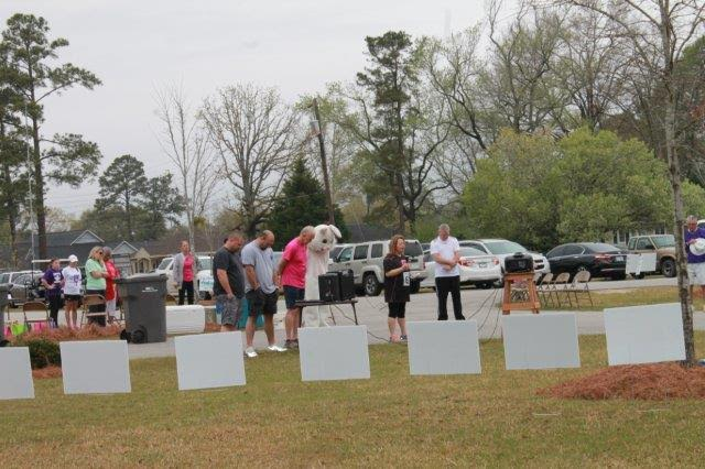 Bunny Fun Run for Bladen County Relay for Life 14