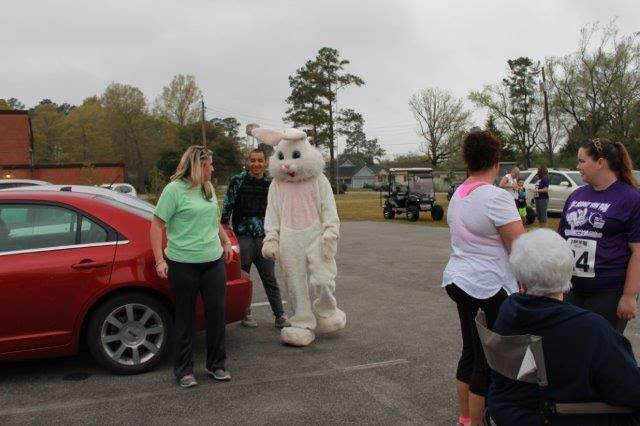 Bunny Fun Run for Bladen County Relay for Life 17