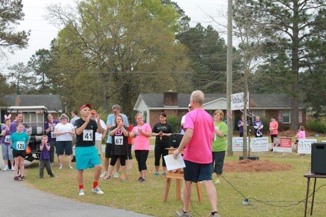 Bunny Fun Run for Bladen County Relay for Life 21