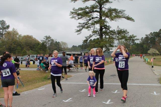 Bunny Fun Run for Bladen County Relay for Life 23