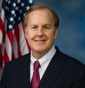 Congressman Robert Pittenger Headshot