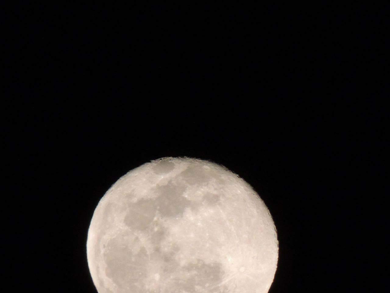 Full Moon in Bladen County 2